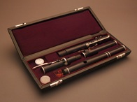 John Gallagher blackwood flute